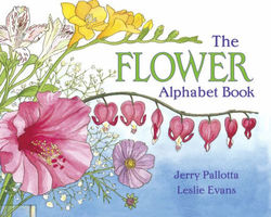 The Flower Alphabet Book book