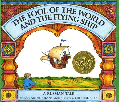 The Fool of the World and the Flying Ship book