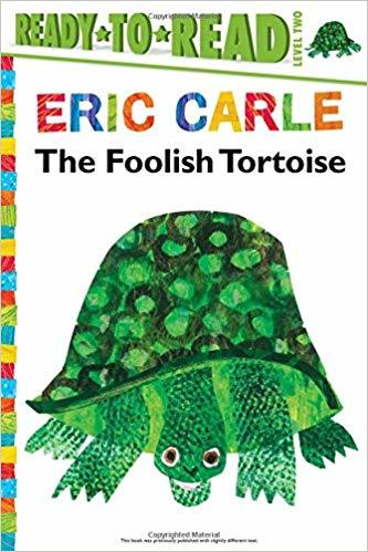 The Foolish Tortoise (The World of Eric Carle) book
