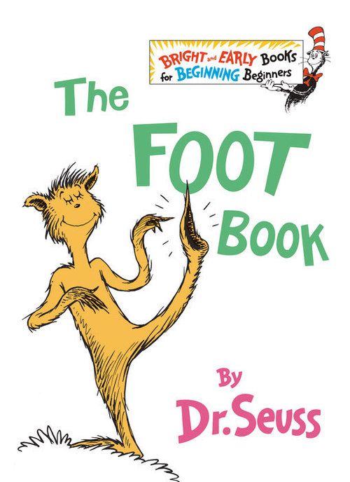 The Foot Book book