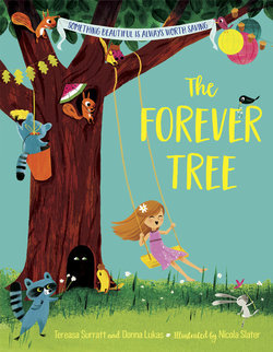 The Forever Tree book