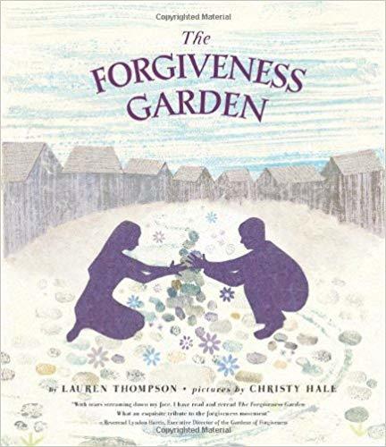 The Forgiveness Garden book