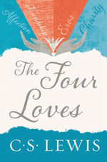 The Four Loves book