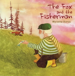 The Fox and the Fisherman book