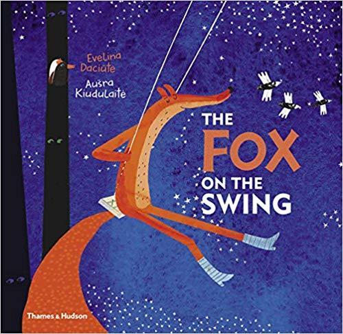 The Fox on the Swing book
