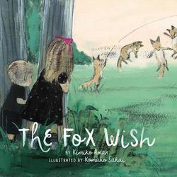 The Fox Wish book