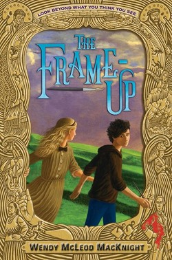 The Frame-Up book