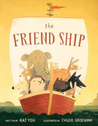 The Friend Ship book