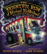 The Frightful Ride of Michael Mcmichael book