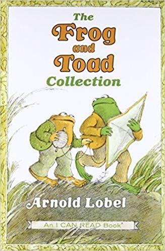 The Frog and Toad Collection book