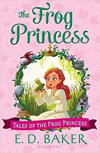 The Frog Princess book