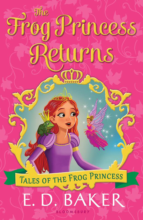 The Frog Princess Returns book