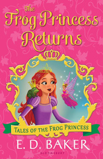 The Frog Princess Returns book