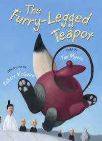 The Furry-Legged Teapot Book