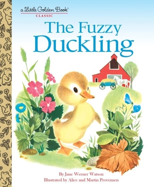 The Fuzzy Duckling book
