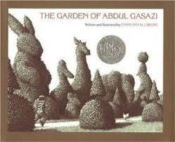The Garden of Abdul Gasazi book
