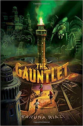 The Gauntlet book