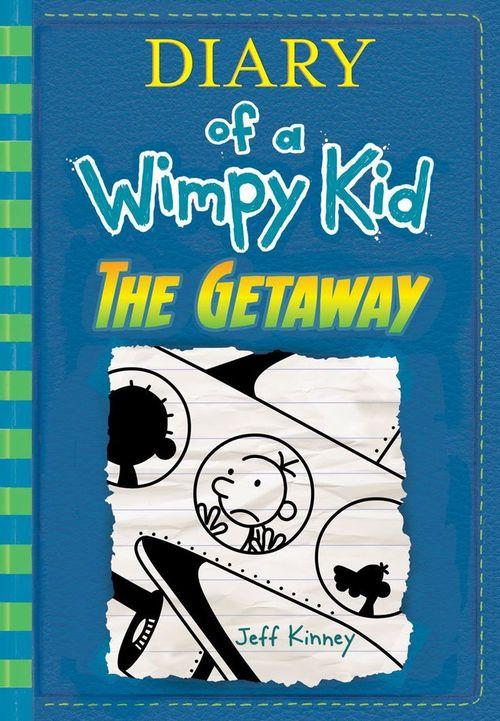 The Getaway book