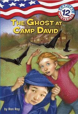 The Ghost at Camp David book