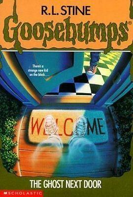 The Ghost Next Door book