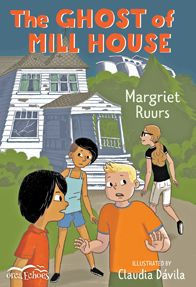 The Ghost of Mill House book