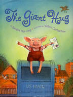 The Giant Hug book