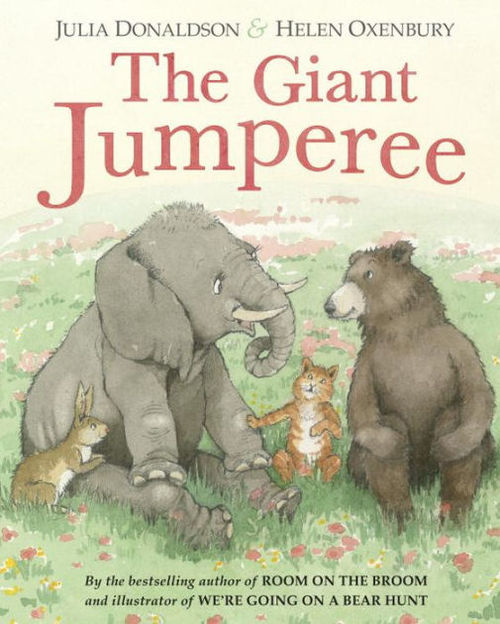 The Giant Jumperee book
