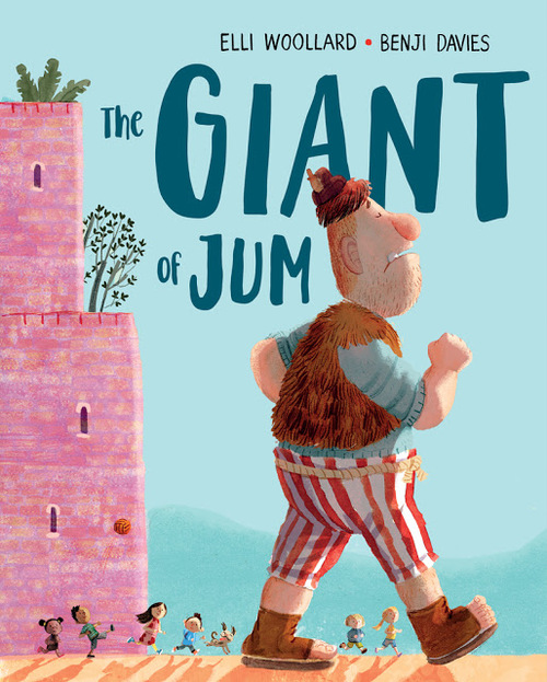 The Giant of Jum book