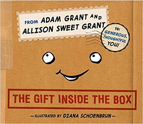 The Gift Inside the Box book