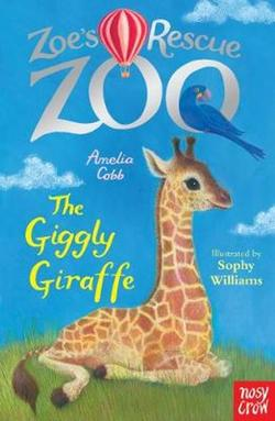 The Giggly Giraffe book