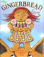 The Gingerbread Girl book