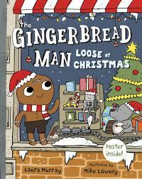 The Gingerbread Man Loose at Christmas book