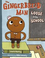 The Gingerbread Man Loose in the School book