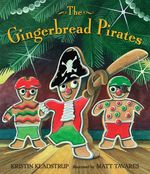The Gingerbread Pirates book