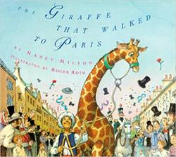 The Giraffe That Walked to Paris book