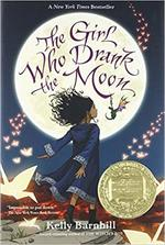 The Girl Who Drank the Moon book