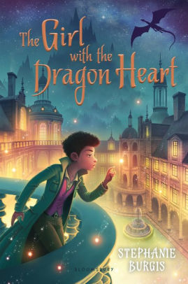 The Girl with the Dragon Heart book