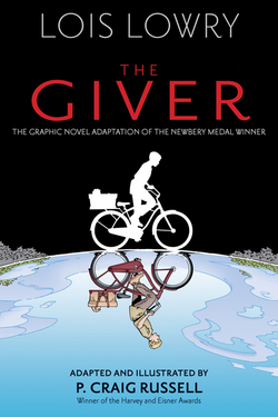 The Giver (Graphic Novel) book