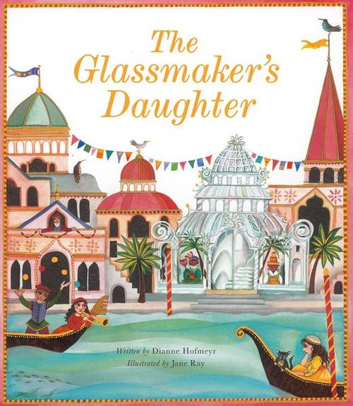 The Glassmaker's Daughter book
