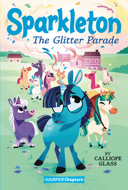 The Glitter Parade book