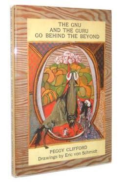 The gnu and the guru go behind the beyond book