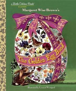 The Golden Egg Book book