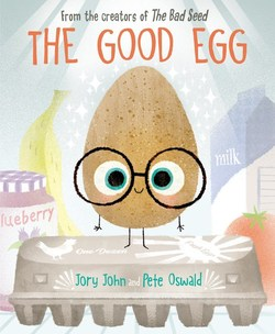 The Good Egg book
