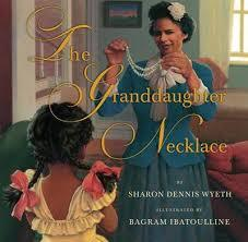 The Granddaughter Necklace Book