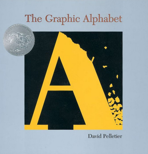 The Graphic Alphabet book