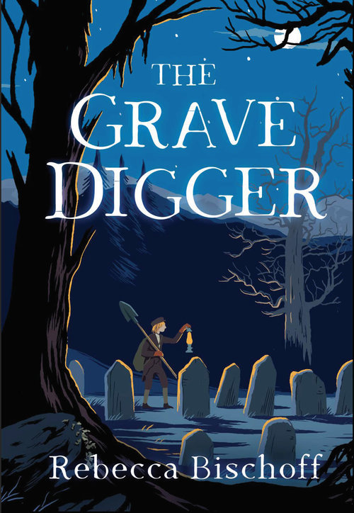 The Grave Digger book