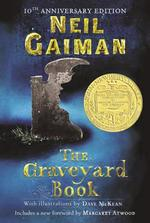 The Graveyard Book book