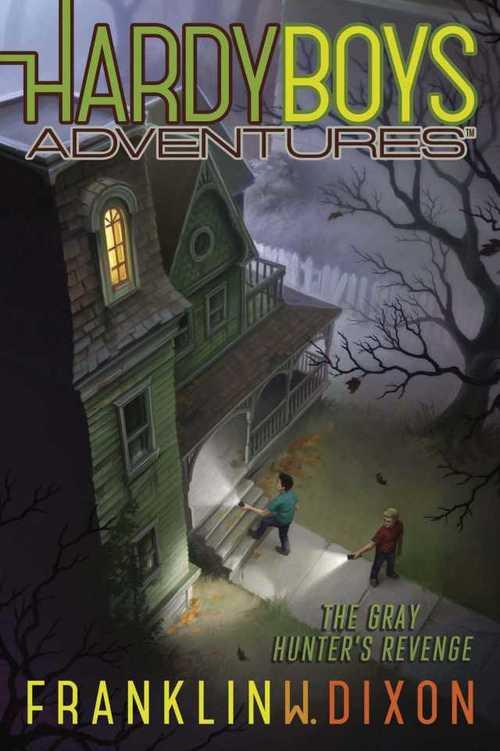 The Gray Hunter's Revenge book