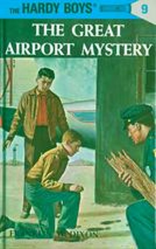 The Great Airport Mystery book