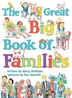 The Great Big Book of Families book